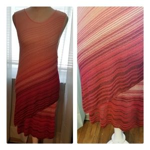 Whitehouse Black Market sleeveless dress (L)